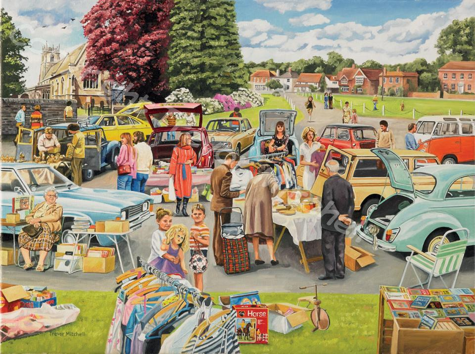 Mitchell Car Boot Sale